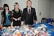Unicef drazba Gomba Tamara Kotvalova Vorisek Janku Cernocka Cvancarova Hutnerova Nesvadbova Bibi Roc