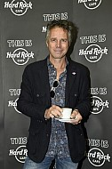 Hard rock cafe Janek Ledecky