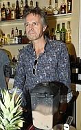 Hard rock cafe Janek Ledecky