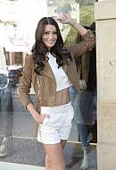 Miss 2015 nákupy Diesel Pařížská Nikol Švantnerová Karolína Mališová Andrea Kalousová