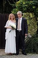 Bartosova Rychtar svatba Uhrineves